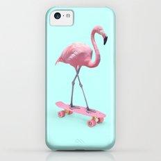 SKATE FLAMINGO Slim Case iPhone 5c