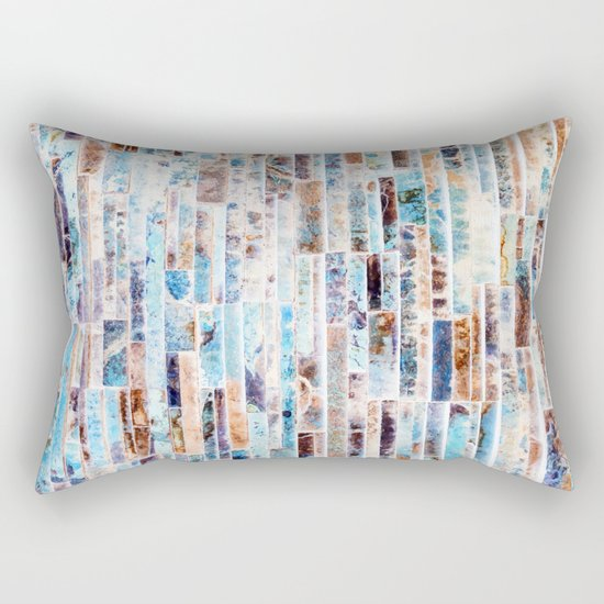 Minutiae #society6 Decor #buyart Rectangular Pillow