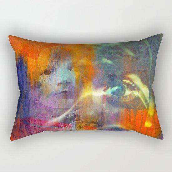 Abstrait 4 Rectangular Pillow