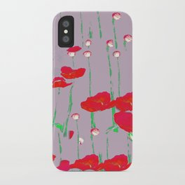 Patula iPhone Case