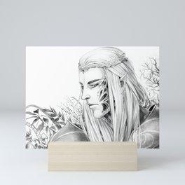 Dragonfire Mini Art Print