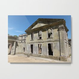 Appuldurcombe House, Wroxhall Metal Print