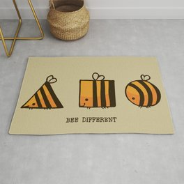 BEE DIFFERENT Rug