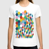 honeycomb T-shirts featuring Honeycomb by Project M