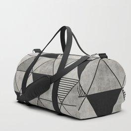 Concrete Triangles 2 Duffle Bag