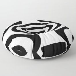 Confusion Floor Pillow