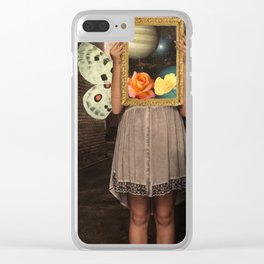 daydreams galore Clear iPhone Case