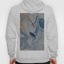 Grey in the city Hoody