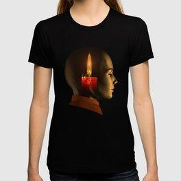 soul, human spirit, inner light T-shirt