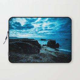 Blue Beaches Laptop Sleeve
