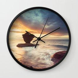 The Teacup Wall Clock