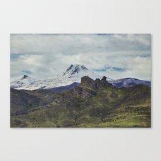 Armenian Tour III Canvas Print