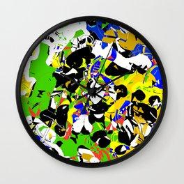 playpark Wall Clock