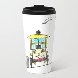 Perky Isabella Travel Mug