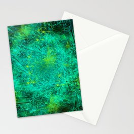 Fractured Galaxy Stationery Cards