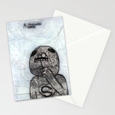 D. Pulling Teeth - Pre-Horn Barry Stationery Cards