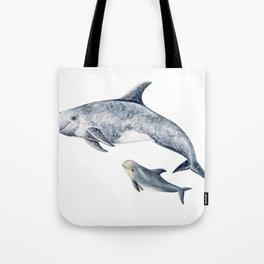 Risso´s Dolphin Tote Bag