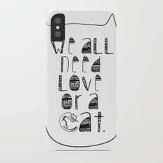 Le Chat. iPhone X Slim Case