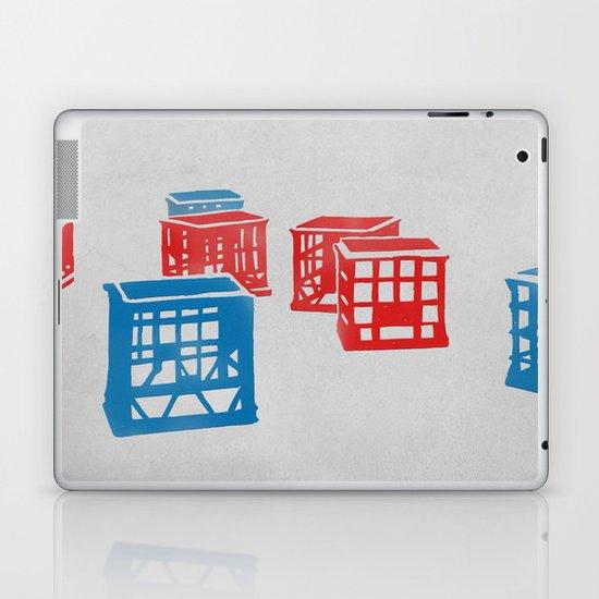 Crates  Laptop & iPad Skin