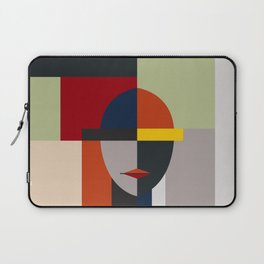 NAMELESS WOMAN Laptop Sleeve
