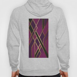 Art Deco Graphic No. 277 Hoody