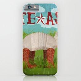 Texas iPhone Case