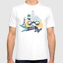 EXPLORE.DREAM.DISCOVER T-shirt
