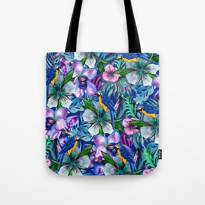 My Tropical Garden 5 Tote Bag