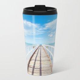 Pier sky 4 Travel Mug
