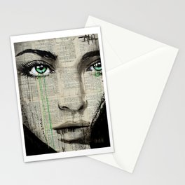 TURN GREEN Stationery Cards
