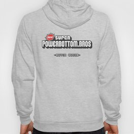 BQ - Super Power Bottom Bros Hoody