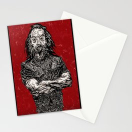 Al  Leong - Hollywood Stunt Actor Stationery Cards