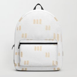 Golden Guards Backpack