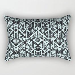 Owl of the Eyes Are On Rectangular Pillow