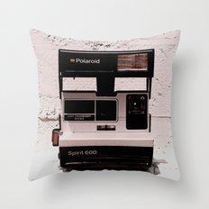 Spirit 600, 1988 Throw Pillow