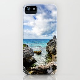 Tobacco Bay Beach, Bermuda iPhone Case