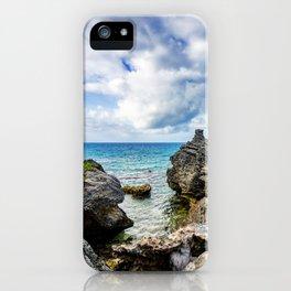 Tobacco Bay Beach, Bermuda iPhone Case