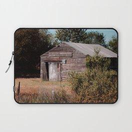 Rustic Cabin Laptop Sleeve