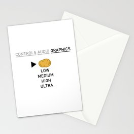 Tater Graphics Stationery Cards