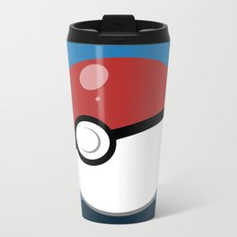Pokéball Metal Travel Mug
