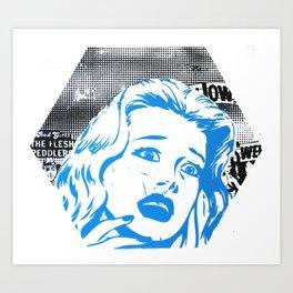 Plastic Series 1 Art Print