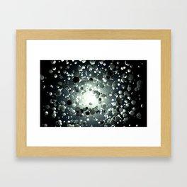 Kerbaxplosion Framed Art Print