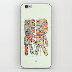 I Love You! iPhone Skin