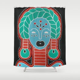 Motherland Shower Curtain