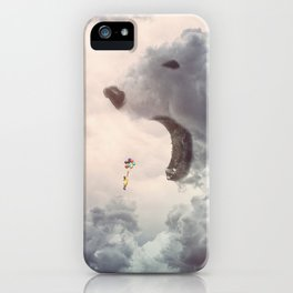 Bear Cloud // Infinite iPhone Case