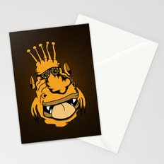 Weirdo from Outer Space Stationery Cards