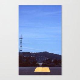 sutro Canvas Print
