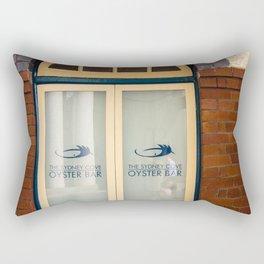 Oyster Bar Rectangular Pillow