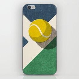 BALLS / Tennis (Hard Court) iPhone Skin
