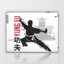 Kung Fu Laptop & iPad Skin